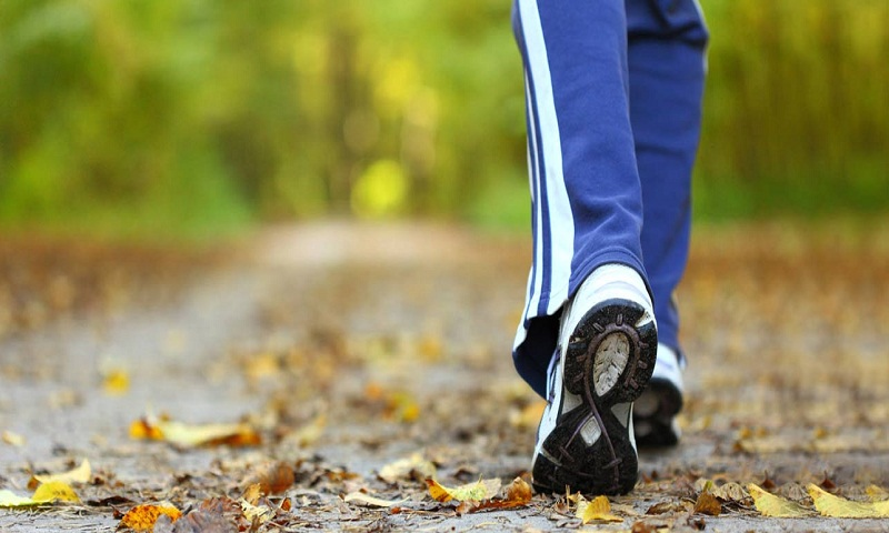 6 kinds of walks and their benefits