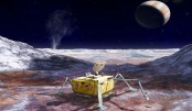Here's what NASA's Europa lander could look like