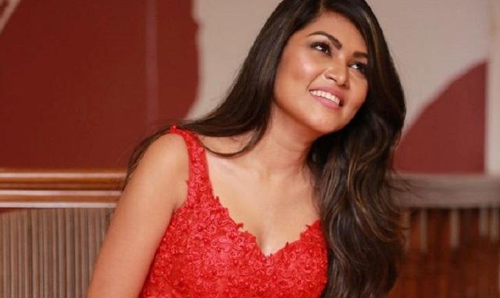 Model Peya becomes brand ambassador of TRESemmé Bangladesh