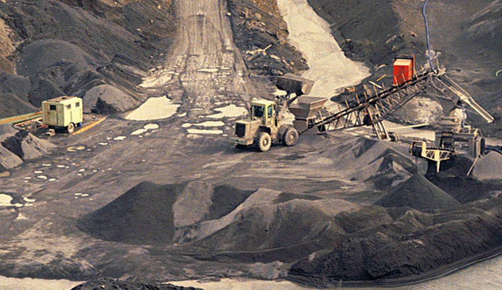 Coal sourcing becomes a challenge