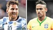 Messi v Neymar 'Superclasico' heads to MCG