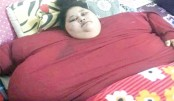 World's heaviest woman  arrives in Mumbai for surgery