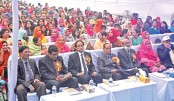 Annual sports and cultural programme of Scholars' School and College