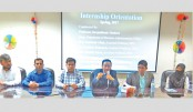 Orientation ceremony of Manarat International University