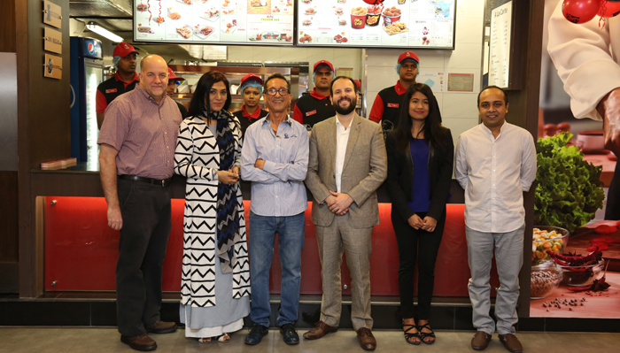 KFC opens new outlet at Jashimuddin Road, Uttara