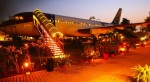 Aeroplane gets converted into restaurant in India