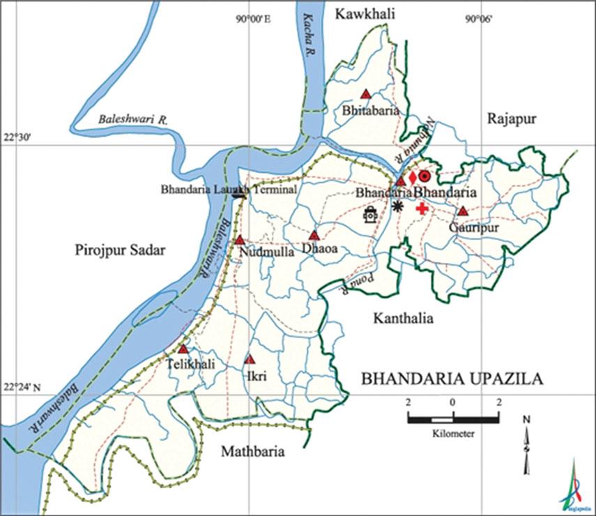 Bhandaria
