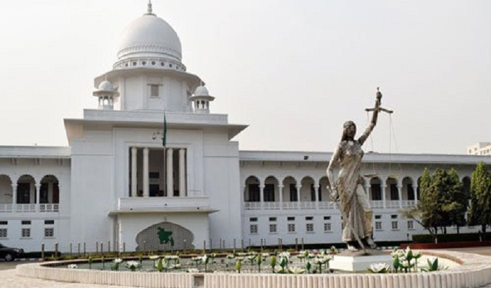 Hefazat approaches CJ for removal of Themis statue from Supreme Court