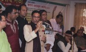 Awami League General Secretary Obaidul Quader asks party men to ensure victory for 3rd term