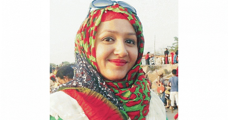 Mitu's SIM recovers from a rickshaw puller in Bhola