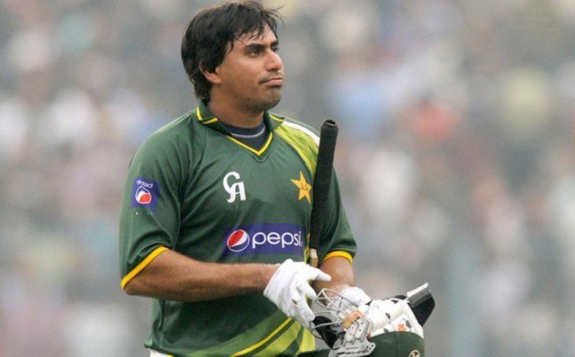 Nasir Jamshed arrested in London alongside bookie over fixing