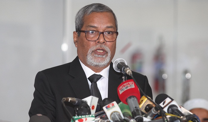 CEC urges govt not to influence, promises fair polls