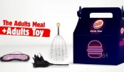 Burger King offers adult-only meal with adult toy for Valentine's Day