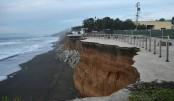 El Nino gobbled up California's beaches: study
