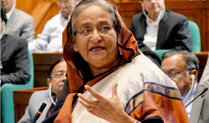 Prime Minister Sheikh Hasina for enacting law on EC reconstitution