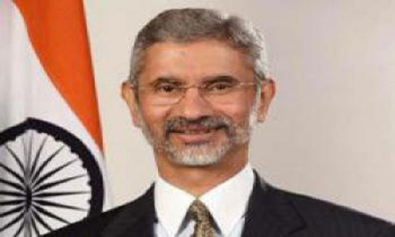 Indian foreign secretary Jaishankar due 23 February