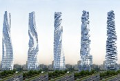 Dubai to get the world's first rotating skyscraper by 2020 (Video)