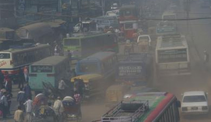 Air pollution-related deaths  rise in Bangladesh: Study