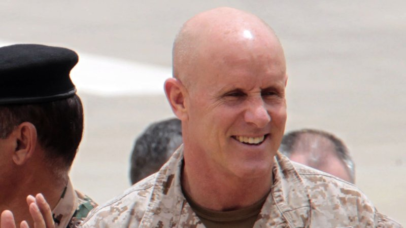Robert Harward turns down Trump's offer to be national security adviser
