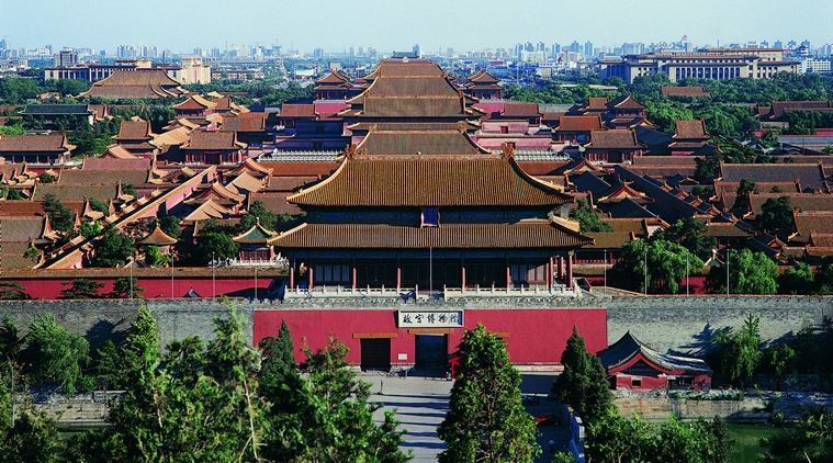 China to build museum, park on ruins of ancient capital