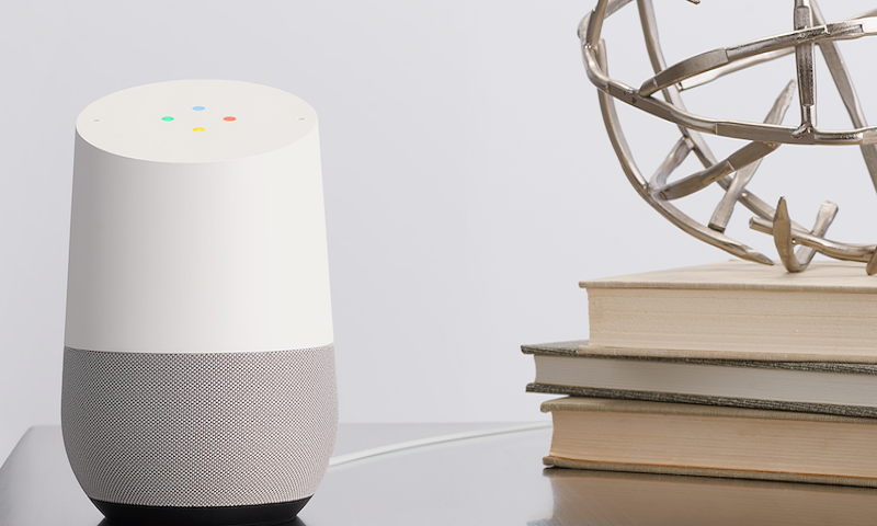 Google home speaker to be used for buying things online