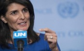 Nikki Haley: US supports 2-state Israel-Palestinian solutio