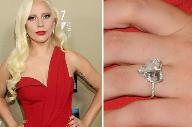 Lady Gaga returned her engagement ring for closure