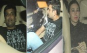 Karisma Kapoor spotted with rumoured Boyfriend