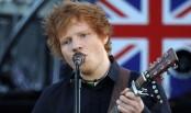 Ed Sheeran soars to top of Spotify