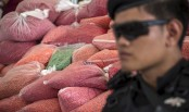 Thai cops in huge meth pill seizure