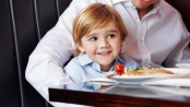 Italian restaurant gives discount to customers with well-behaved kids