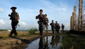 Myanmar soldiers injured in 'clash with militants' on Bangladesh border
