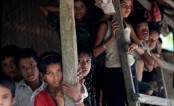 Hundreds of Rohingya refugees rush to fetch relatives from Mynamar