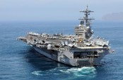 US carrier group begins 'routine patrol' of tense South China Sea