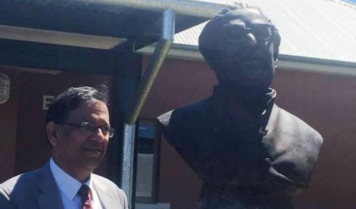 Bangabandhu's bust unveiled in Sydney