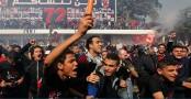 Egypt court confirms death sentences over football riot