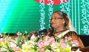 Hasina presents Ekushey Padak to 17 personalities