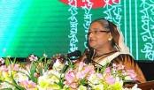 Hasina presents Ekushey Padak to 17 personalities