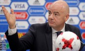 FIFA President Infantino to talk, party in southern Africa