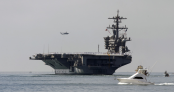 US conducts show of force in South China Sea