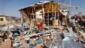 Death toll in Somalia marketplace blast rises to 34