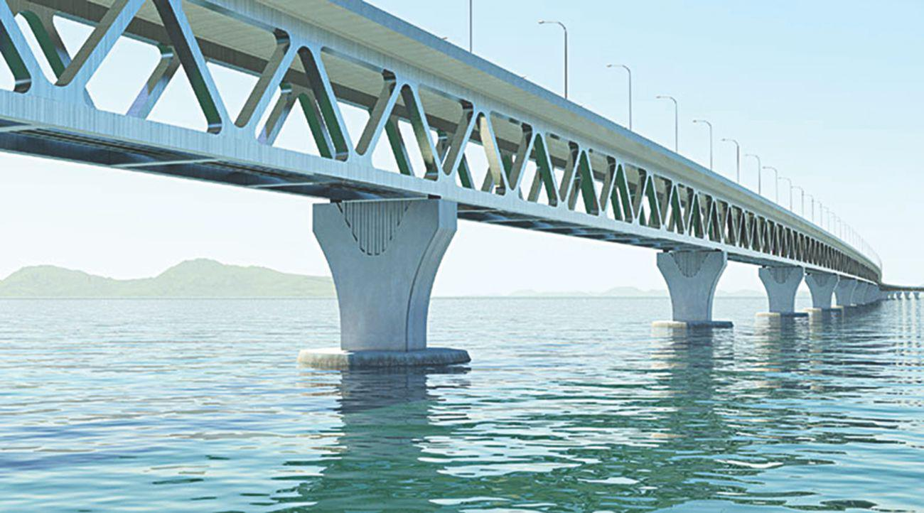 Padma Bridge rail link construction to begin in April