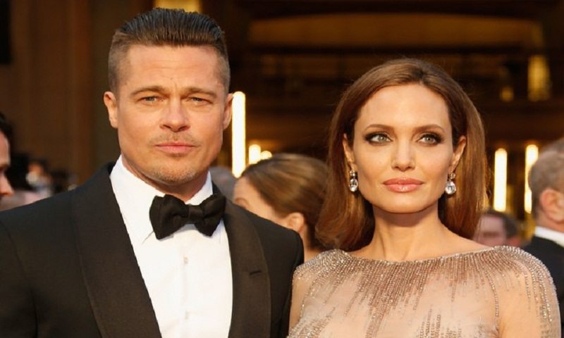Angelina Jolie discusses Brad Pitt divorce for the first time