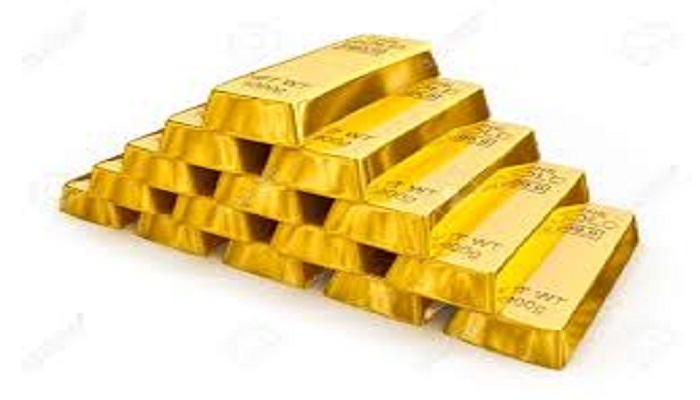 26 gold bars seized at Shahjalal airport, 2 held