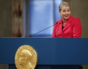 Head of Nobel Peace Prize awards committee dead at 65
