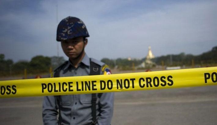 Myanmar probes murder of 4 people in Rakhine