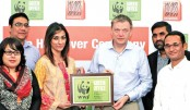 Banglalink HQ becomes first  certified green office by WWF