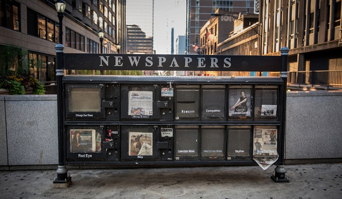 What Facebook Owes to Journalism