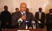 Somalia's new president appoints prime minister