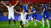 Sevilla beat Leicester 2-1 in Champions League